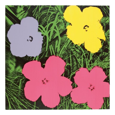 View 11. Thumbnail of Lot 63. ANDY WARHOL | FLOWERS (F. & S. II.64-73).