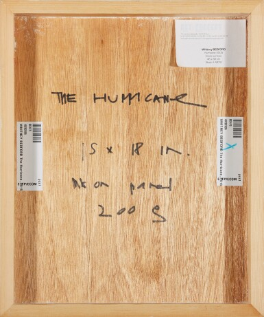 View 2. Thumbnail of Lot 72. WHITNEY BEDFORD | THE HURRICANE.