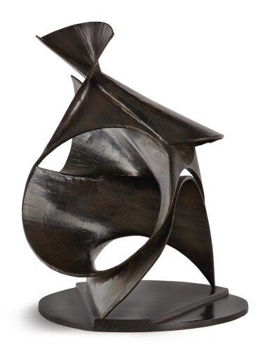 Le Lis noir, dit aussi Construction en spirale