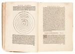 Copernicus | De revolutionibus orbium coelestium, Nuremberg, 1543, later boards, Rostock duplicate