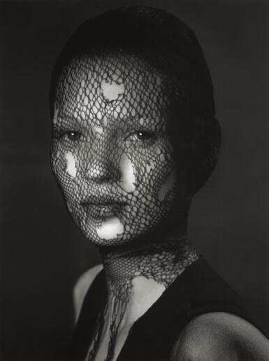 ALBERT WATSON | 'KATE MOSS IN TORN VEIL', MARRAKECH, 1993