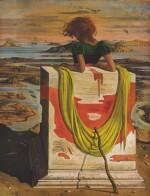"EUGENE BERMAN | STUDY FOR ""JULIEN LEVY MONOGRAPH"""