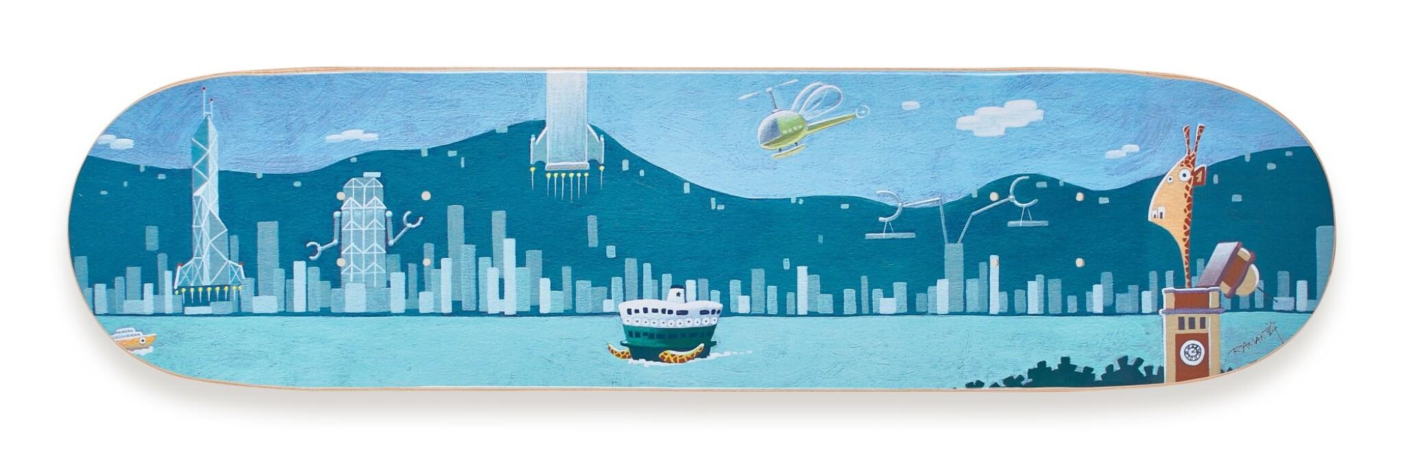 RAMAN HUI 許誠毅   HONG KONG: THE PLAYGROUND 香港樂園