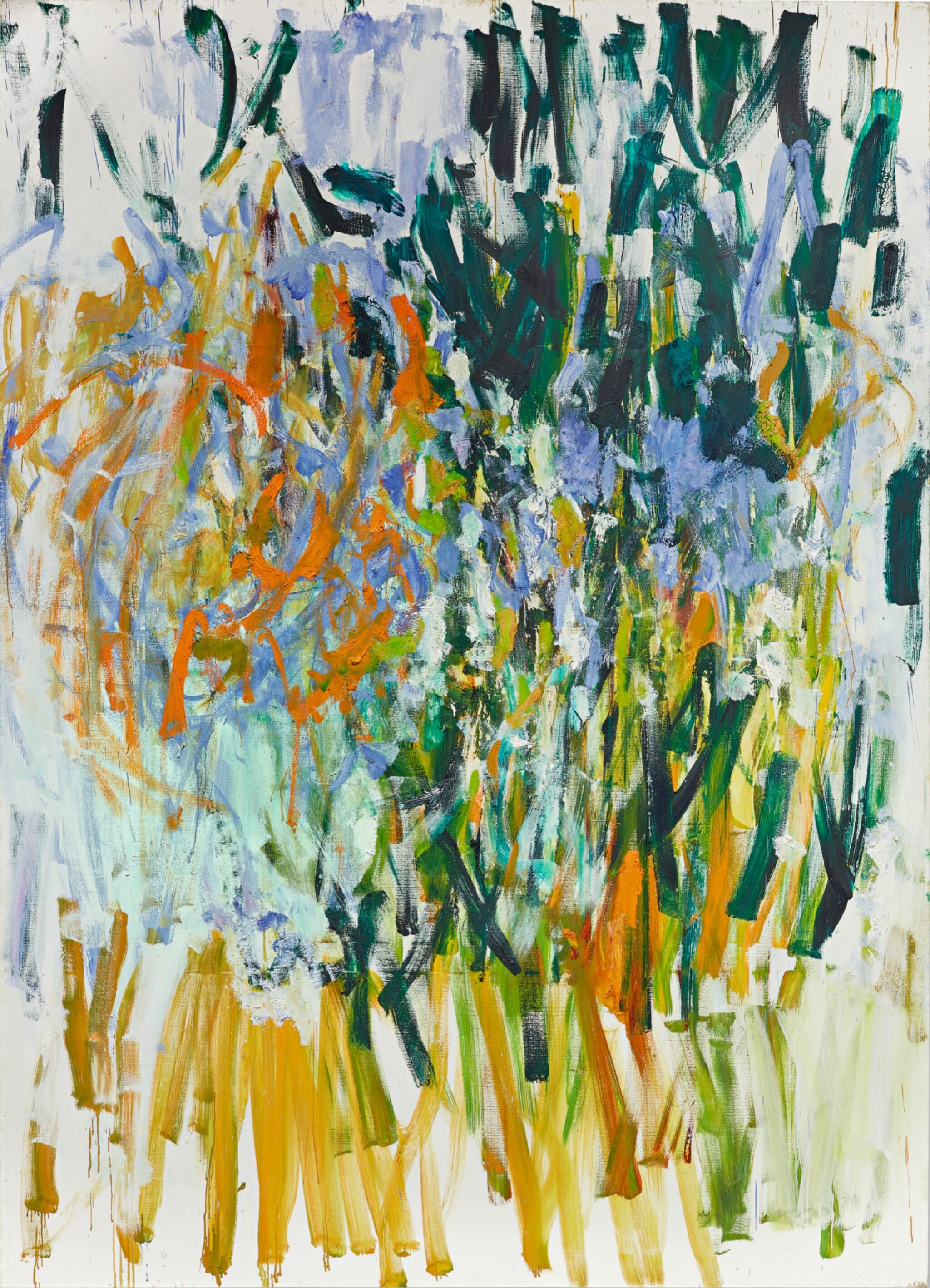 View full screen - View 1 of Lot 12. JOAN MITCHELL | STRAW.
