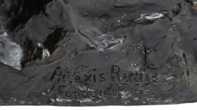 View 8. Thumbnail of Lot 1036. Auguste Rodin 奧古斯特・羅丹 | Éternel Printemps, premier état, taille originale - variante type A 永恆之春.