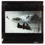 Arctic Expedition | Spitsbergen, 1933, a book and 56 lantern slides