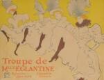 LA TROUPE DE MADEMOISELLE ÉGLANTINE (D. 361; ADR. 165; W. P21)