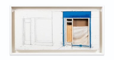 View 2. Thumbnail of Lot 132. Store front (Project).