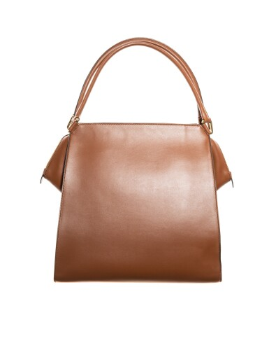 View 4. Thumbnail of Lot 27. PRADA | LOUISE LEATHER TOTE, WORN BY LEXI BOLING.