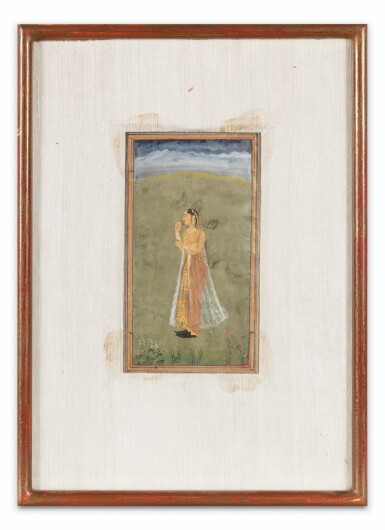 View 6. Thumbnail of Lot 65. INDIA, LATE 18TH CENTURY - 19TH CENTURY   THREE MINIATURES.