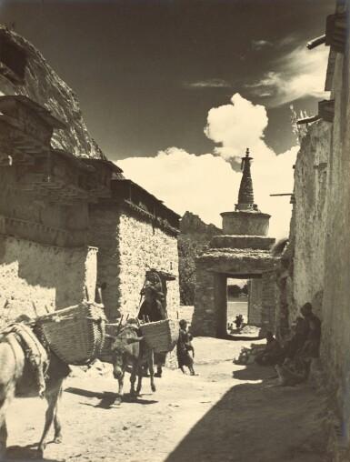 Tibet, Maraini & Tucci   A glimpse of Tibet, 1938