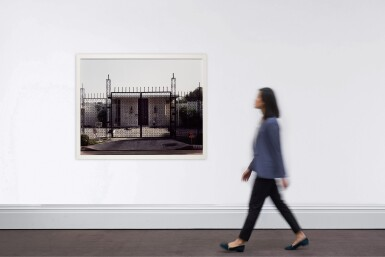 CATHERINE OPIE   HOUSE #3 (BEVERLY HILLS)