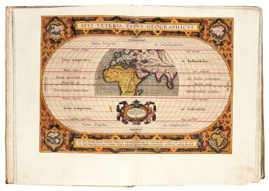 View 1. Thumbnail of Lot 54. COMPOSITE ATLAS | A volume of maps, compiled circa 1657.