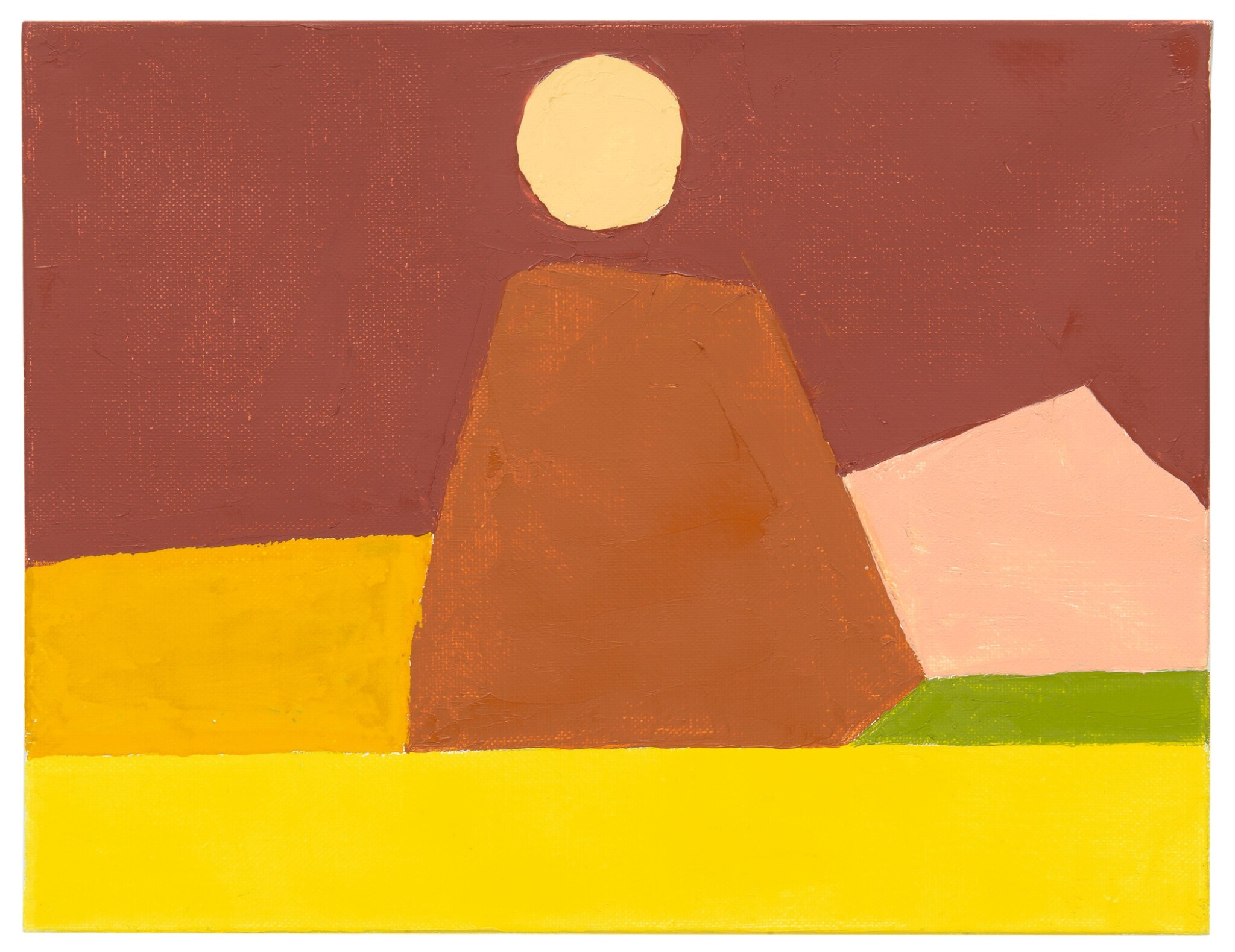 View full screen - View 1 of Lot 31. ETEL ADNAN | UNTITLED.