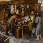 VASILY NIKOLAEVICH YAKOVLEV | Meat Market in Moscow