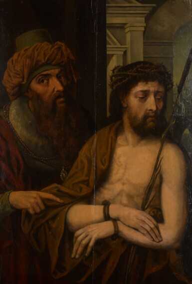 CIRCLE OF QUINTEN METSYS | Ecce Homo
