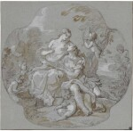 CHARLES-JOSEPH NATOIRE | RINALDO AND ARMIDA