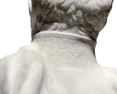 View 7. Thumbnail of Lot 1016. Auguste Rodin 奧古斯特・羅丹 | Napoléon Enveloppé dans Son Réve 逐夢的拿破崙.