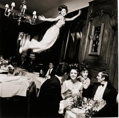 MELVIN SOKOLSKY   'SIDEKICK, HARPER'S BAZAAR', PARIS, 1965