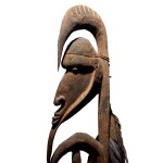 YIMAM HOOK FIGURE, KARAWARI RIVER, EAST SEPIK PROVINCE, PAPUA NEW GUINEA