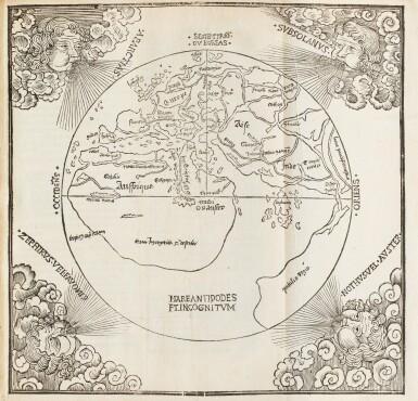 View 1. Thumbnail of Lot 196. LA SALE. La Salade... de tous les pays du monde. Philippe le Noir, 1527. Petit in-folio. Rare seconde édition.