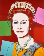 Reigning Queens (Royal Edition): Queen Elizabeth II of the United Kingdom (F. & S. II.334A)