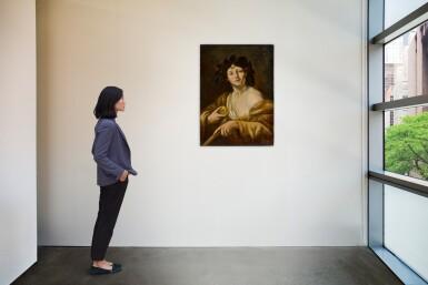 CIRCLE OF LUCA FERRARI | PARIS HOLDING THE GOLDEN APPLE