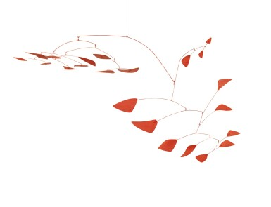 View 1. Thumbnail of Lot 7. ALEXANDER CALDER | SUMAC 17.