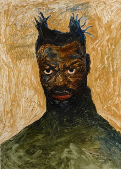 AMOAKO BOAFO | SELF PORTRAIT