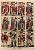 D'ALLEMAGNE, HENRY-RÉNÉ  |  Les Cartes a Jouer du XIVe au XXe siècle. Paris: Librairie Hachette & Cie, 1906