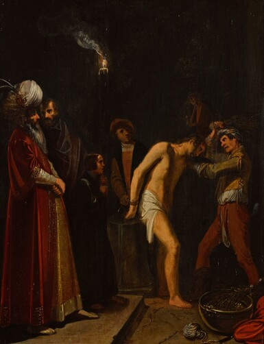 JAN PYNAS | The Flagellation of Christ