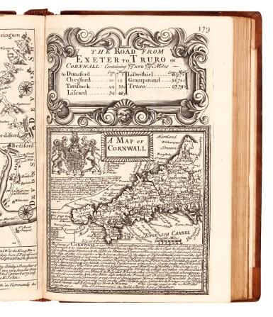 Bowen   Britannia depicta or Ogibly improv'd, 1731