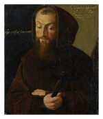 Sold Without Reserve | FRENCH SCHOOL, CIRCA 1636 | BROTHER ORONCE DE HONFLEUR (1596-1657)