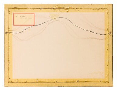 View 3. Thumbnail of Lot 147. Sold Without Reserve    L.S. TAINE   DESIGN FOR A TEMPLE D'EAU.