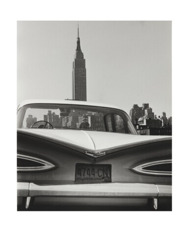 View 2. Thumbnail of Lot 90. ED PFIZENMAIER | SELECTED IMAGES OF NEW YORK.