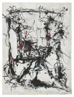 JEAN-PAUL RIOPELLE | UNTITLED