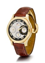 CHOPARD | L.U.C, REFERENCE 161874, A LIMITED EDITION YELLOW GOLD WRISTWATCH WITH DATE, POWER RESERVE, 24 HOUR INDICATION AND REGULATOR DIAL, CIRCA 2000