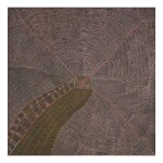 KWEYETWEMP (KATHLEEN) PETYARRE | ATNANGKERE SOAKAGE (MOUNTAIN DEVIL LIZARD)