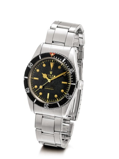 """View 2. Thumbnail of Lot 2129. ROLEX 