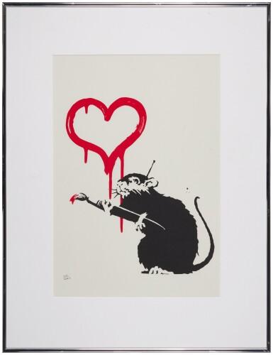 View 2. Thumbnail of Lot 5. Love Rat.