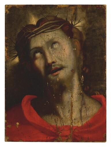 CIRCLE OF FEDERICO BAROCCI   HEAD OF CHRIST