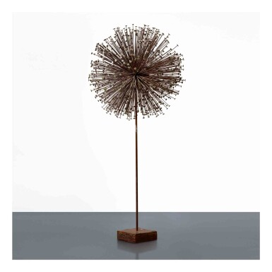 View 1. Thumbnail of Lot 422. Untitled (Dandelion).