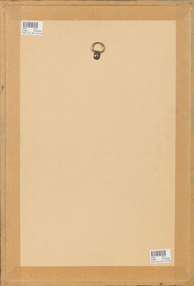 View 5. Thumbnail of Lot 107. Study for Eric (i); Untitled (ii) (from the series Men in the Cities)     .