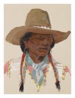 LAVERNE NELSON BLACK  | INDIAN HEAD