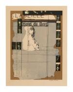 JOSEPH CORNELL | UNTITLED (HOTEL DU NORD)