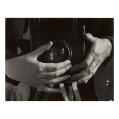ALMA LAVENSON | SELF-PORTRAIT