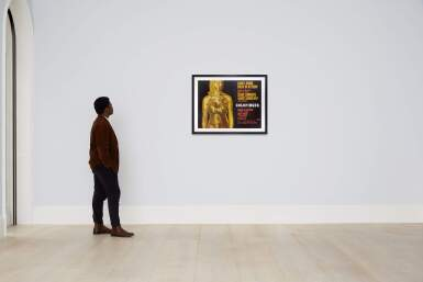 View 4. Thumbnail of Lot 32. GOLDFINGER (1964)  POSTER, BRITISH, STYLE A .
