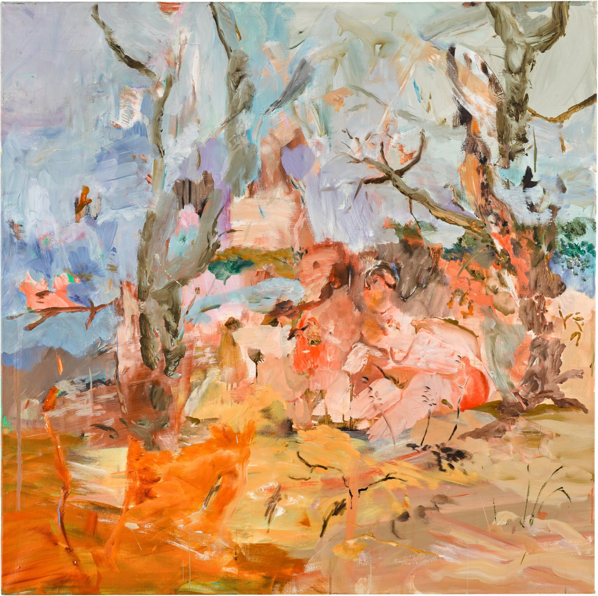 View 1 of Lot 212. CECILY BROWN | L.C.V..