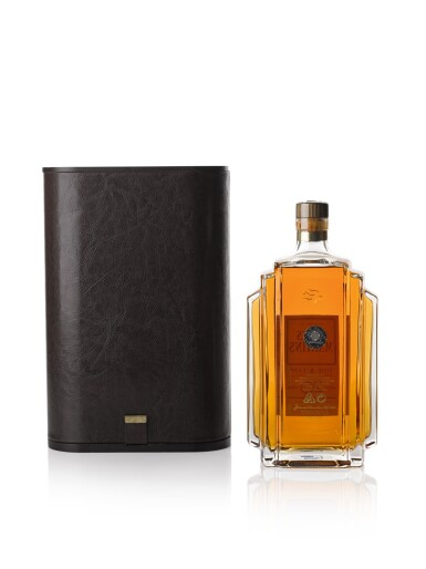 View 2. Thumbnail of Lot 104. James Martin's Fine and Rare 20 Years Old Blended Scotch Whisky 47.0 abv NV .