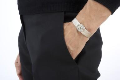 LADY'S DIAMOND WRISTWATCH (OROLOGIO DA POLSO CON DIAMANTI), PIAGET